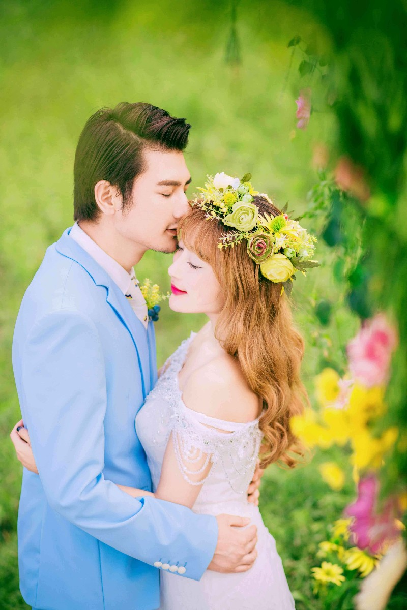 北京名流印象婚纱摄影
