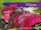 家纺 床上用品 代工 面料 全棉 磨毛 四件套 活性印花 32支 21支