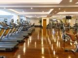 重庆健身房装修设计 重庆健身房装修工装公司