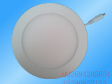 爆款直销面板灯 20W240圆白银面板灯2835贴片超薄面板灯铝