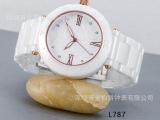 金伯爵爆款陶瓷表  高档女装手表  新款发行 高品位陶瓷女装表