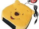 供应暖手鼠标垫.USB发热鼠标垫.卡通鼠标垫.毛绒鼠标垫.