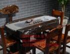 克孜勒苏市老船木家具茶桌椅子沙发茶台茶几办公桌餐桌鱼缸置物架