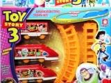 热销!超值!抢!批发 儿童玩具车 总动员电动轨道车火车