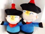 厂家批发 搞笑整蛊毛绒玩具清朝僵尸娃娃公仔玩偶搞怪超大号抱枕