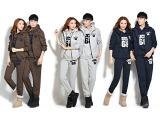 实拍韩版男女卫衣三件套加绒加厚运动服 全棉情侣装运动套装