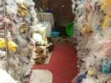 高价回收各种布料四季服装