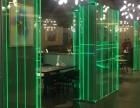 福州福建激光内雕发光玻璃 内雕钢化玻璃
