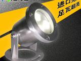 厂家直销3W大功率LED水底灯 水下景观灯 惠健 户外亮化照明灯