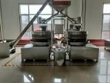章丘現林供應香油石磨機組 1米耐高溫白石香油芝麻醬石磨
