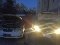 24小时道路汽车救援 充气 换备胎 拖车