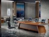 办公桌椅大班台接待柜沙发等办公家具库存定制