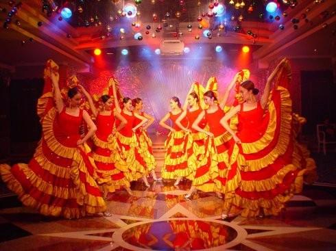 北京演出团队 北京活动公司 主持人 外籍演员 开场舞 乐队