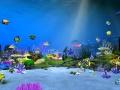 3D互动绘画鱼