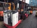 应二手TCM仓储前移式电动叉车 TCM1.5吨电动叉车