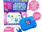 迷你型卡通儿童学习机宝宝玩具双语早教点读