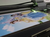 彩印加工 uv打印加工 亚克力uv喷绘加工 PVC板彩印加工