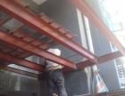 怀柔区钢结构阁楼与搭建钢结构夹层