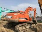 出售11年斗山220-7挖掘機