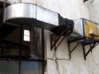 青城山单位食堂抽油烟机烟道清洗公司