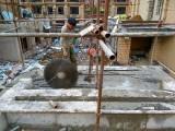 混凝土绳锯 大锯 爬墙锯 马路锯 液压钳 液压分裂机切割施工
