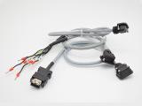 安川伺服电机配线 I/O通讯线 电缆可定