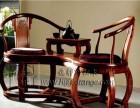 红木餐桌仿古椅 古典罗汉床 红木家具厂家逸轩阁