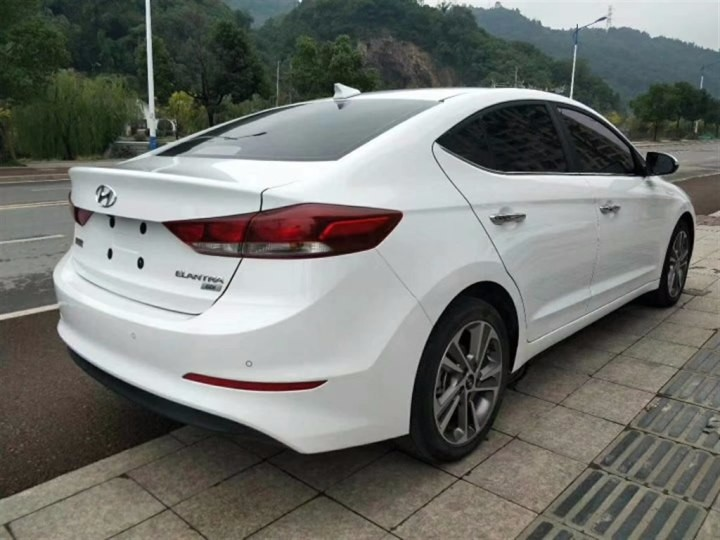 转让 轿车 现代 北京现代朗动 低价转让 也可按揭