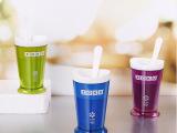 夏天爆款 Zoku美国冰淇淋机沙冰杯奶昔器雪糕机冰沙杯招代理
