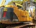 纯二手沃尔沃EC140B型挖掘机出售