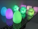 复活节彩蛋西方节庆创意小夜灯LED鸡蛋小夜灯蛋神炫彩灯