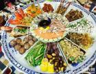 景德镇手绘海鲜陶瓷盘子 海鲜陶瓷大盘子定做