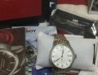 我要转白色正品天梭手表男士手表
