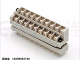 三菱PLC输入输出接线端子1S 西门子200连接端子台
