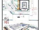 厦门大学建筑学考研快题培训 厦门群英绘手绘