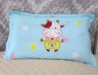 小孩纯棉卡通枕头厂家批发 儿童枕头批发 婴儿定性枕头