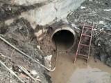 洛阳孟津市政下水道清淤,暗渠清淤,排水管道清淤