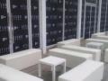 济宁白色折叠椅 吧桌吧椅 沙发皮凳 竹节椅 凳子