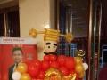 邢台气球装饰,邢台展会气球装饰,邢台气球拱门。