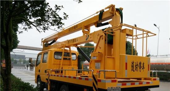高空作业车8米14米16米分期付款包上户