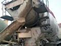 转让 混凝土泵车福田雷萨正在干活的车开回家就能挣钱