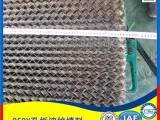 萍乡科隆填料厂正在生产316L材质252Y孔板波纹填料