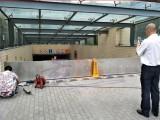不锈钢防汛挡水板地下车库防水挡板大门防水板