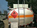 转让 油罐车东风急售二手8吨油罐车手续齐全