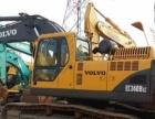 达州:二手沃尔沃240B、360B挖掘机出售。全国包运