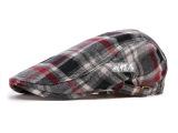 帽子韩版潮男士女士春秋冬季棉贝雷帽