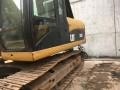 二手原装的小松挖掘机120价格出售