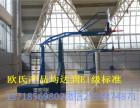 福建运动地板篮球悬空地板厂家上门安装枫木纹22mm厚国标板