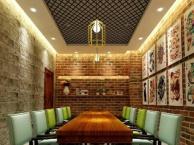 承接各式餐厅、烧烤店、茶艺馆、小吃冷饮店装修