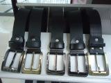 皮带厂家批发 4.0针扣皮带  航空塑料皮带  地摊新产品